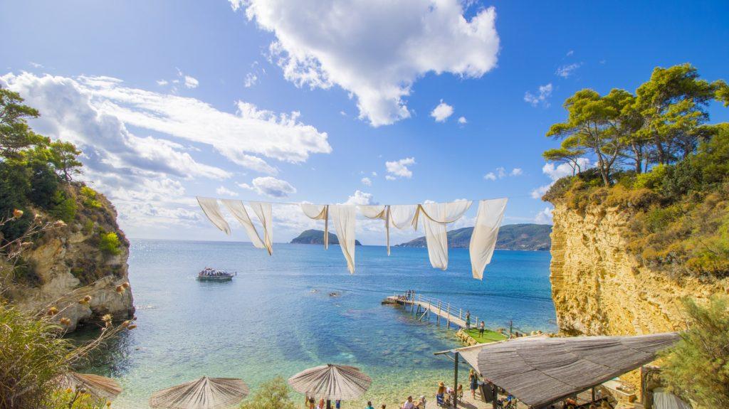 Zakynthos Wetter - im Sommer eine leichte Brise und viel Sonne